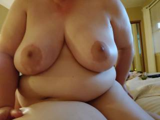 Ran into an old bbw acquaintance who told me she needed fucked, so....