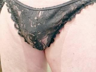 My fave black panties