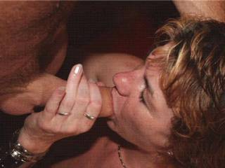 Big cock in a small mouth?