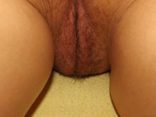 Wife fucks an uncut black cock and tells husband how she creamed all over the mushroom head