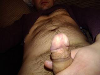 Just fucked the wife but still horny as fuck!  Can someone help me out?