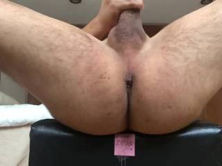 I hope you like my slow motion pounding ending up on cum in my own ass. It was sooo good!! You like it?