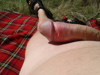 nude sun bathing  in the bush, hope other like minded people come along