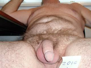 getting zoig & my soft cock noticed (I hope)