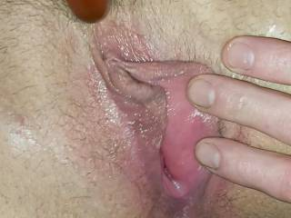 My big pussy lips, who gona suck on them?