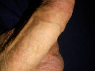Your cock is so big and smooth... Hope the view of my body gets you as horny as i am right now... I close my eyes and imagine your hard dick exploring my mouth, then my tits and finally my very wanting pussy and ass...