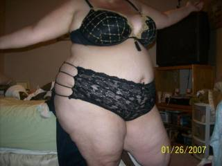 Baby I have a HUGE appetite for big beautiful sexy ladies like you! VERY hot and sexy!