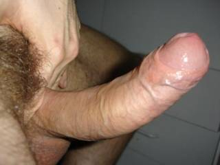 mmm, perfect, would love to feel this cock inside me, pushing and pushing on my G point
