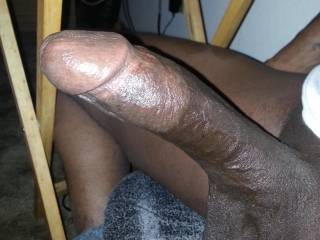 Your Hard BLACK Cock in my Mouth and I can assure you not only Will I make you CUM, but I will Gladly SWALLOW All of your Warm BABY Making SEED... YUMMY...     Love and Kisses, Maryann (05-26-2014)