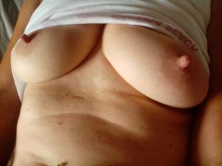 I love them, so does my husband, man can he suck on them and make me cum hard while doing so.