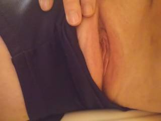 Ball draining cum hole. Do you like the pink ? Hot enough for a cum tribute ? She FUCKING loves cock !