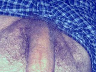 Wife took pic while I relaxing must\'ve been having good drem