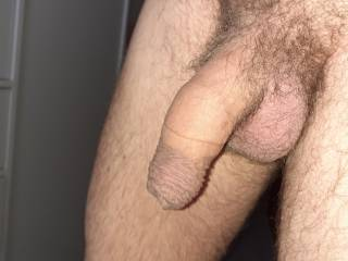 I have an obsession with making my cock small! I think It looks great!