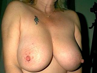 very nice tits. just watched your vids and your the kind of woman we all look for you got a lucky husband