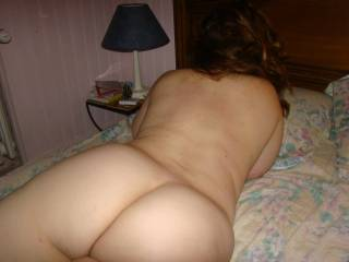 mmm great ass id love to bury my face between those beautiful cheeks