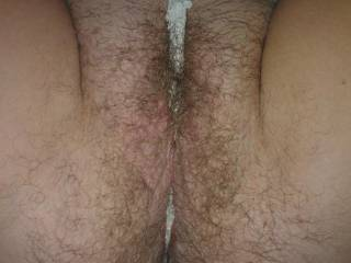 Let me find them with my tongue. Love that hairy pussy.