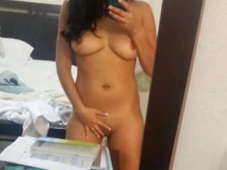 this asian girl in some of my older pics and vids started seding me pics again....she misses my cock