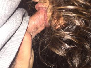 My hubby loves when I  suck his dick... I love it too!!