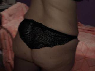 Wife in panties upload