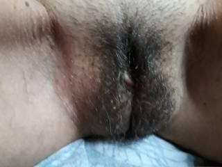 My hairy big pussy