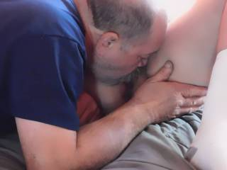 he loves my pussy