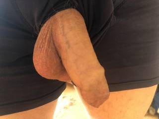 This is what I have at home and the reason why I prefer a nicely hung black cock