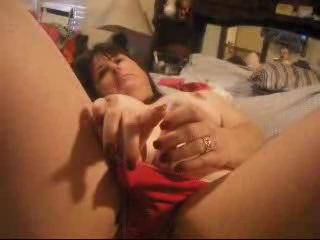 Here I am cumming a FOURTH time after johnstroker shot a healthy load of cum on them,a total of FIVE orgasms in or on this sweet pair of panties!,,,,,who wants them now,and what will he or she do with them?? refer to vids  http://www.zoig.com/play/2853251