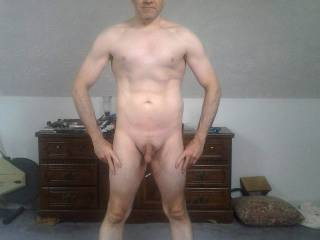 Nude body pic