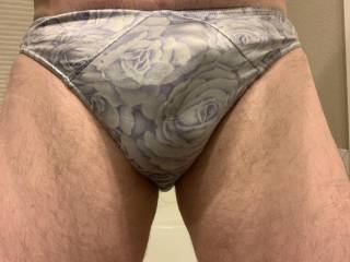 Second skin satin VS panties