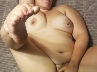 Horny Nicky is a bad ass bitch weather she is on her back, pussy spread, legs up and toes curling or she is face down ass up and is always a good fuck with her loud moans and tight pussy it's hard not to explode.