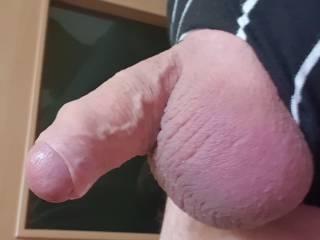 Morning soft penis