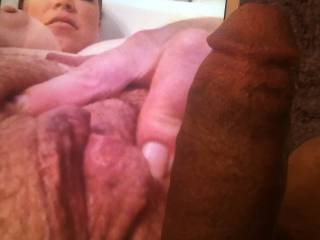 That redpussy on Hotsex45 got my cock like a rock 💪🏽