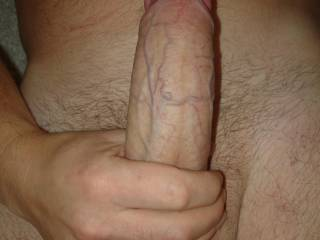 I think every inch of that  hot cock would feel great unleashing your load in me!
