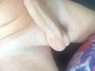 Thought I wad straight but would luv that  lovely cock up my arse
