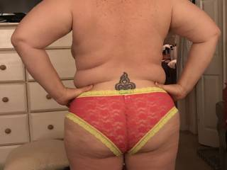 The wife's sexy panties