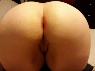 My wifes ass 2