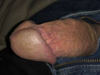 My cock is looking for a warm set of lips to make him come all the way out of his cave