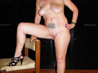 """Bend you over that chair and give you a good """"stuffing""""................"""