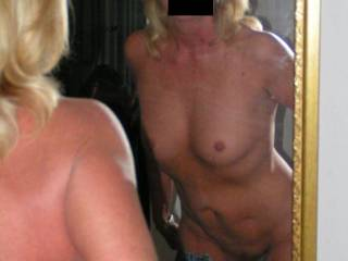 Mirror, mirror on the wall who is the horniest hot milf of them all....yes me so please send me a stud with the biggest hot cock to fuck me all night long....!!!!  Gorgeous hot body is just so mesmerizing!  :-)