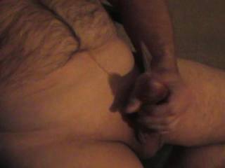 Just jacking off second time this morning, Anyone want to help?