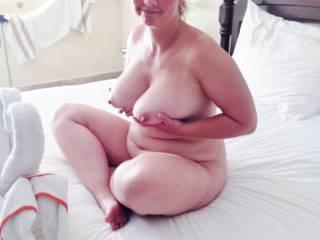 Hell yesss...sooo hot...!!!Love watching your big boobs...!!!