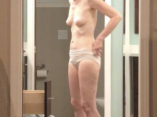 What would you like to do with me after I take my panties off?  From Mrs. Floridaman