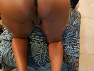 She loves to bend over who wanna make her cum
