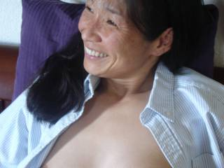 A smile that will warm your heart and make your cock hard at the same time!
