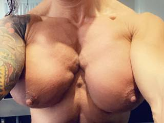 When he says send me a pic of your tits you get it done. After sending I thought y'all may want to see them too
