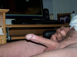 MMM ... Very Nice Cock!! .....  Now Bend me Over ... Rip Off my Panties ... Wet your Big Fingers ... Slide all of them Deep in my Pussy!! Until It's Sopping Wet!!  Pull my Pussy Lips Apart!! Slide your Big Cock in Deep!! And Don't Stop Thrusting!! Until I have the Full-Length of your Inches of Hardness!! Deep in Me.  And Don't Stop Fucking me, Until I have Cum mmm-mmm ... You make me such a Naughty Girl 4U!! ;)  Naughty Lucy♥ -x-