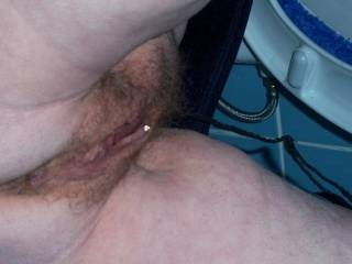 oh yes me too!! get her to do some more hot horny pics her gran pussy is yummy makes my cock tingle want to suck and fuck her