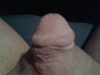 That is the most beautiful penis I've ever seen! I truly would love to suck your hot creamy cum and swallow every drop. Then I'd keep it in my warm mouth until you grew hard again and suck you once again! I love it! Thanks for the pic.