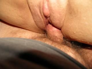 Swollen Clit Licking