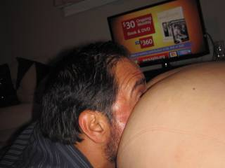 My Japanese wife and I are wanting to find a guy who would also eat he ass n' Pussy out the same